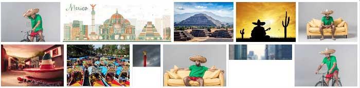 banco de imagenes gratis viva mexico