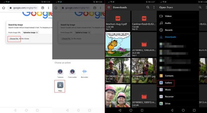 como buscar imagenes libres de derechos en google