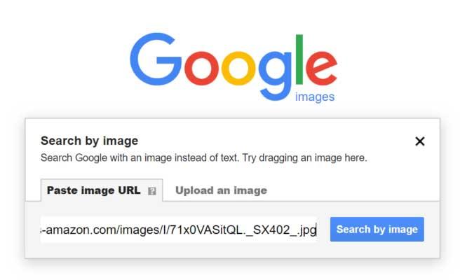 como buscar imagenes con google