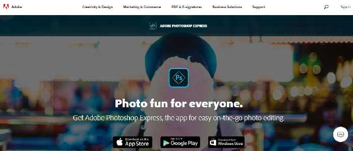 mejor editor de fotos para pc gratis online