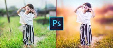 como editar fotos con photoshop